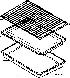 PLECH MĚLKÝ KE SPORÁKU ELECTROLUX EKD513502X